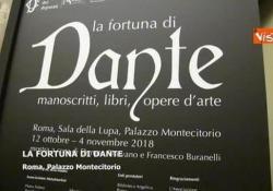 Colori1Minuto, la fortuna di Dante La mostra alla Camera dei Deputati - Agenzia Vista/Alexander Jakhnagiev