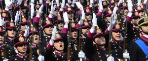 Lavoro, via al concorso per gli allievi ufficiali delle scuole militari