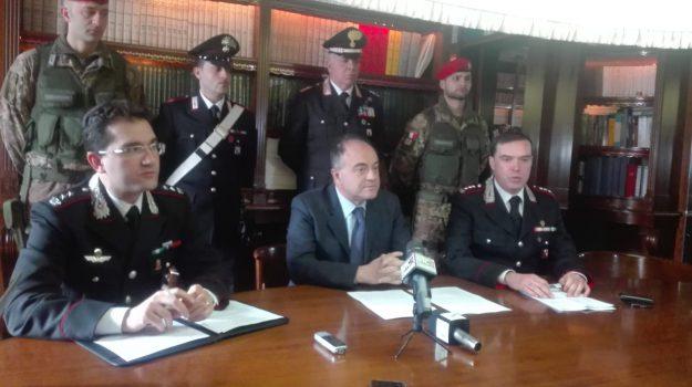 arresti ndrangheta catanzaro, ndrangheta sila, operazione Reventinum, Catanzaro, Calabria, Cronaca