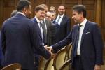 """Sicurezza, Conte apre a un incontro con l'Anci, ma Salvini attacca: """"Sindaci traditori"""""""