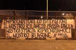 Messina, non si placa la contestazione dei tifosi contro Sciotto