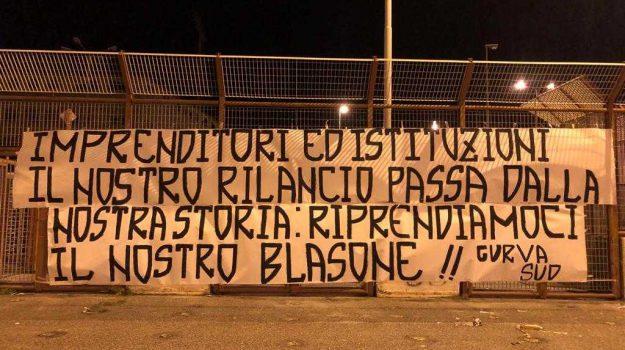 messina calcio, tifosi messina contestazione, Messina, Sicilia, Sport