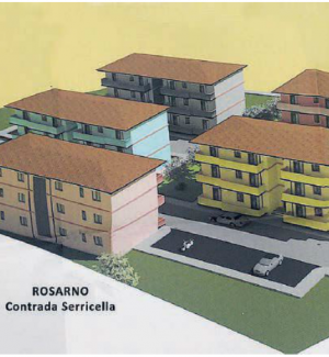 Gli alloggi popolari di contrada Sericella a Rosarno