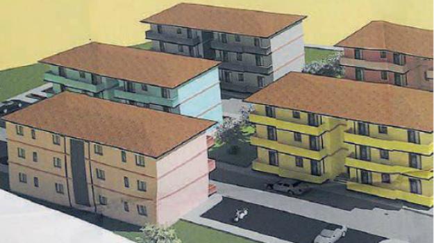alloggi popolari palmi, case ai rosarnesi, migranti, Giuseppe Idà, Reggio, Calabria, Politica