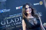 Maria Grazia Cucinotta presidentessa del Festival del cinema di Los Angeles