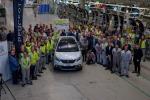 Peugeot, a sei anni dal lancio prodotta milionesima 2008