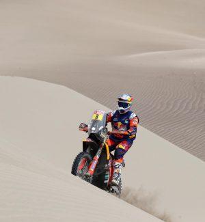 Dakar, Price si aggiudica la gara dedicata alle due ruote