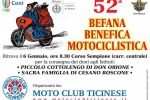 Befana benefica motociclistica, Milano