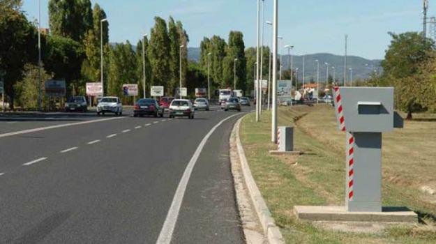 autovelox, eccesso velocità, scout, vigili urbani messina, Messina, Sicilia, Cronaca