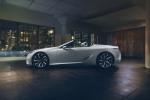 Lexus LC convertible concept debutta al Salone di Detroit
