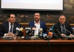 Così il vice presidente del Consiglio, Matteo Salvini, parlando delle misure previste dal decreto sulle pensioni