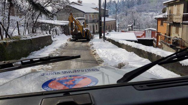 protezione civile, Angelo Borrelli, Catanzaro, Calabria, Cronaca