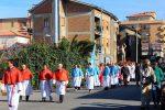 La processione a Monterosso