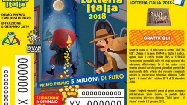 lotteria italia estrazione, Sicilia, Società