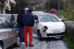 Messina, emergenza viabilità a San Michele: un incidente blocca il quartiere - Foto
