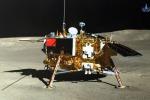 Il lander Chang'e-4 fotografato dal rover Yutu (fonte: CLEP/CNSA)