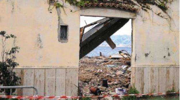 demolizioni locali fata morgana, fata morgana gallico, Reggio, Calabria, Cronaca