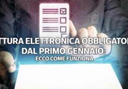 Fattura elettronica obbligatoria dal primo gennaio: ecco come funziona L'obiettivo è di impedire le false fatturazioni e recuperare gettito sottratto alle casse del Fisco - Corriere Tv
