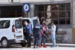 Sequestrata auto con targa straniera in Italia