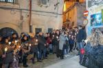 Assassinato a 18 anni dal vicino di casa, a Crotone fiaccolata per ricordare Giuseppe