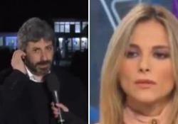 Francesca Fialdini a La vita in diretta