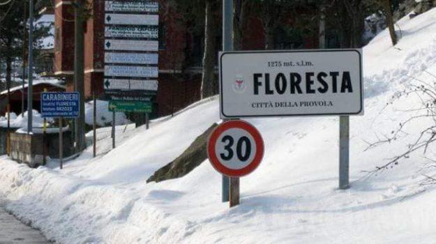 mezzi spazzaneve, nebrodi, neve, Franco De Domenico, marco falcone, Messina, Sicilia, Politica
