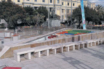 La fontana di Zagari senza zampilli