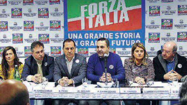 25 anni forza italia, forza italia reggio, forza italia regione calabria, Francesco Cannizzaro, Reggio, Calabria, Politica