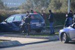 Folle inseguimento dopo l'alt a Sant'Onofrio, bloccato con l'auto piena di droga: le immagini