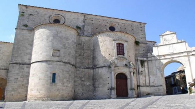 cattedrale, elevata a basilica, gerace, Reggio, Calabria, Cronaca