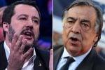 """Sea Watch, il sindaco di Palermo Orlando: """"Denuncio Salvini"""". Il ministro: """"Tremo di paura"""""""