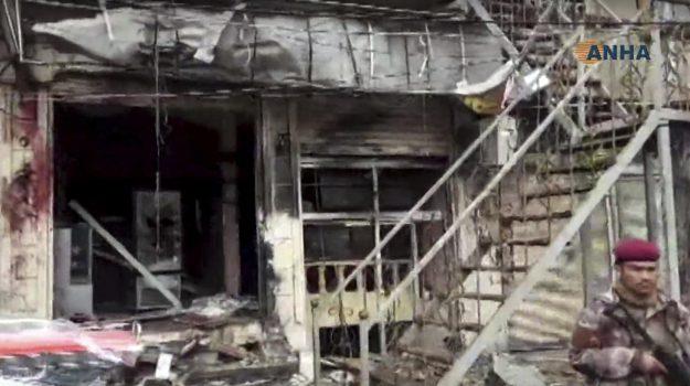 Risultati immagini per Manbij. Attentato promozionale