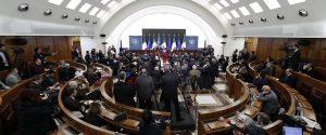 Consiglio dei ministri determinante