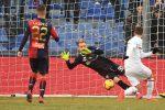 Il Milan batte il Genoa tra le polemiche e torna in zona Champions
