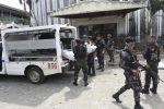 Filippine, strage di cristiani in chiesa: l'Isis rivendica l'attacco