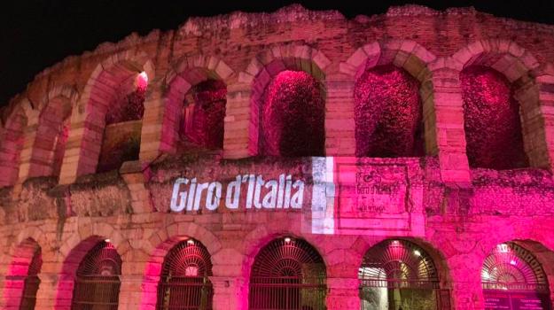 arena di verona rosa, giro d'italia, giro d'italia nibali, Sicilia, Sport
