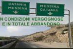 """Messina-Catania pericolosa, un gruppo su Facebook: """"Rischiamo la vita, pronta una protesta"""""""