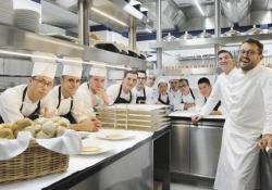 «Il luogo di Aimo e Nadia» si rinnova: i nuovi spazi raccontati dagli chef