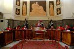 Messina, inaugurato l'Anno giudiziario: le immagini