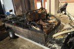 Incendio al deposito del Papardo di Messina, le foto dall'ospedale