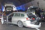 Nuovo incidente sulla A18 Messina-Catania, ci sono due feriti: traffico in tilt