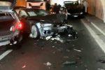 Incidente in autostrada a Scaletta, le immagini dalla Messina-Catania - Foto