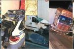 Incidente sulla Catania-Messina, 3 morti: c'è anche un agente della polizia stradale che effettuava i rilievi