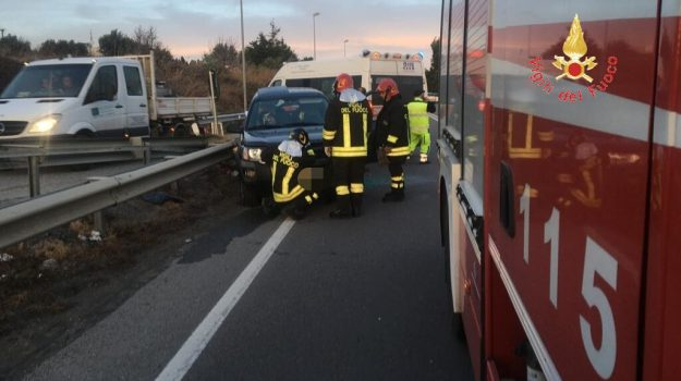 incidente simeri crichi, incidente statale 106, Catanzaro, Calabria, Cronaca