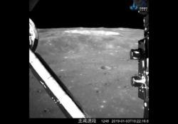 Trasmesse dal rover cinese Yutu-2