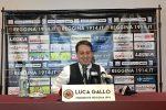 Il presidente della Reggina, Luca Gallo
