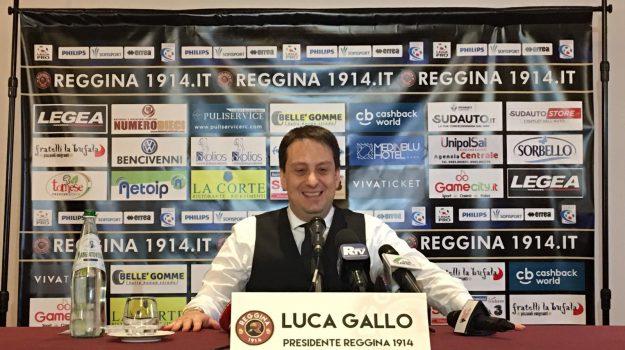 neopresidente reggina, reggina, Luca Gallo, Reggio, Calabria, Sport