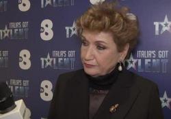 La giudice di Italia's got Talent commenta le parole del direttore artistico di Sanremo che hanno fatto tanto rumore