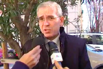 Dopo l'incidente sulla A18 l'assessore Falcone ricorda le vittime e parla dei lavori a Giostra