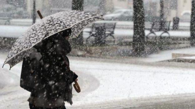 allerta meteo calabria, maltempo provincia catanzaro, scuole chiuse catanzaro, Catanzaro, Calabria, Cronaca